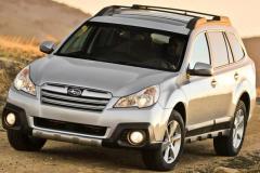 2014 Subaru Outback Photo 1