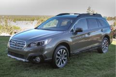 2015 Subaru Outback Photo 1
