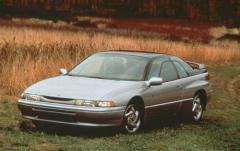 1992 Subaru SVX exterior
