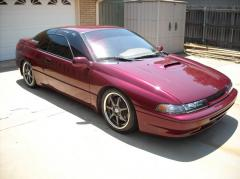 1994 Subaru SVX Photo 1