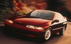 1997 Subaru SVX exterior