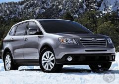 2010 Subaru Tribeca Photo 1