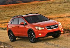 2013 Subaru XV Crosstrek Photo 1