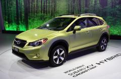 2014 Subaru XV Crosstrek Photo 1