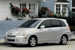 2004 Suzuki Aerio Photo 1