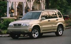 1999 Suzuki Grand Vitara Photo 1