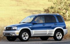 2004 Suzuki Grand Vitara exterior