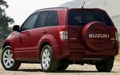 2009 Suzuki Grand Vitara exterior
