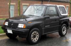 1991 Suzuki Sidekick Photo 1
