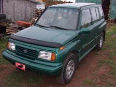 1993 Suzuki Sidekick Photo 1