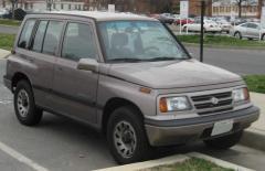 1996 Suzuki Sidekick Photo 1