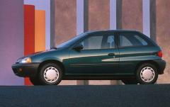 1996 Suzuki Swift exterior