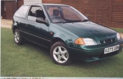 1999 Suzuki Swift Photo 1