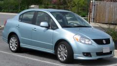 2009 Suzuki SX4 Photo 1