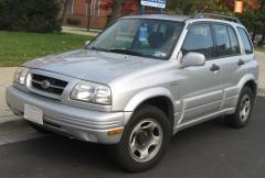 1999 Suzuki Vitara Photo 1