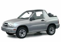 1999 Suzuki Vitara Photo 4