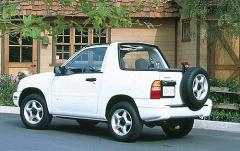 1999 Suzuki Vitara exterior