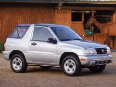 2002 Suzuki Vitara Photo 1