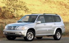 2002 Suzuki XL-7 Photo 1