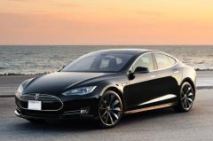 2012 Tesla Model S Photo 1