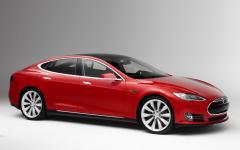 2013 Tesla Model S Photo 3