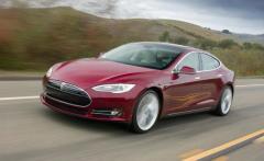 2013 Tesla Model S Photo 5