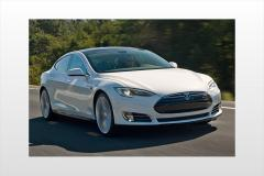2013 Tesla Model S exterior