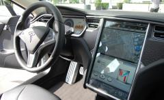 2014 Tesla Model S Photo 4