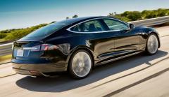 2014 Tesla Model S Photo 6