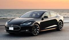 2015 Tesla Model S Photo 2