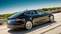 2015 Tesla Model S Photo 4