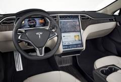 2015 Tesla Model S Photo 5