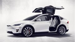 2016 Tesla Model X Photo 2