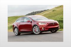 2016 Tesla Model X exterior