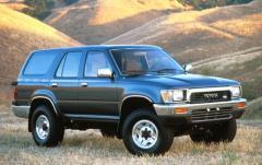 1990 Toyota 4Runner exterior