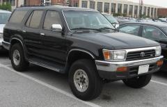 1990 Toyota 4Runner Photo 2