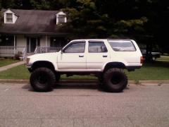 1990 Toyota 4Runner Photo 5