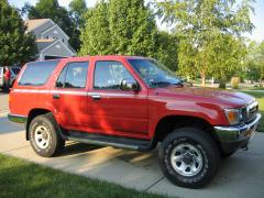 1991 Toyota 4Runner Photo 1