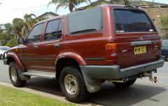 1991 Toyota 4Runner Photo 5