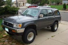 1993 Toyota 4Runner Photo 2