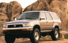 1993 Toyota 4Runner exterior