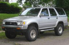 1994 Toyota 4Runner Photo 5