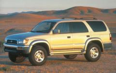 1996 Toyota 4Runner exterior