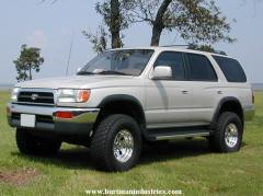 1996 Toyota 4Runner Photo 7