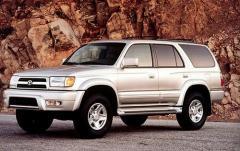 2000 Toyota 4Runner exterior