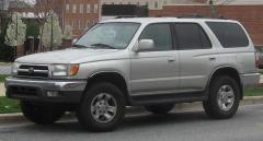 2000 Toyota 4Runner Photo 1