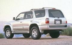2001 Toyota 4Runner exterior
