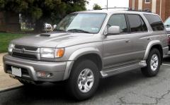 2001 Toyota 4Runner Photo 4