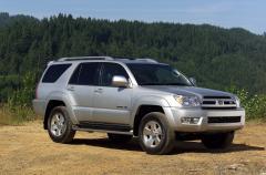 2003 Toyota 4Runner Photo 3