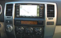2003 Toyota 4Runner interior